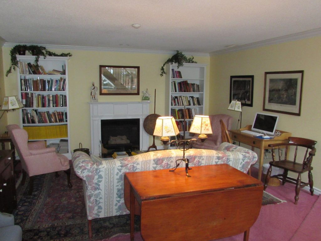 Blairpen House Country Inn Library